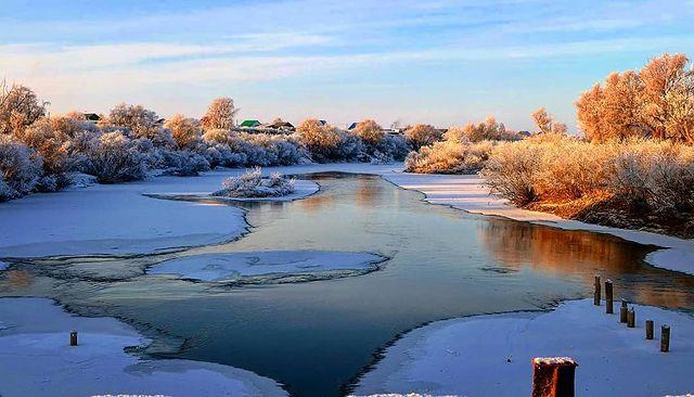 Река, Ишим