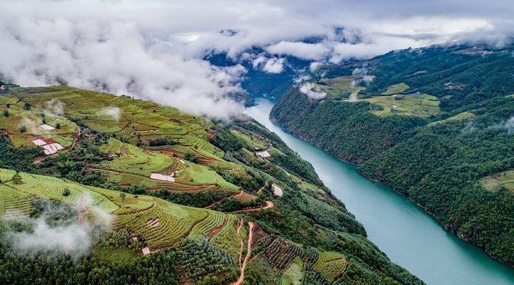 Река Меконг, фото