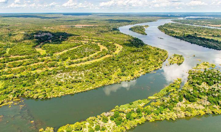 Река Замбези, фото
