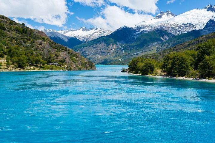 Озеро Буэнос-Айрес, Аргентина