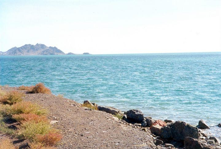 Каспийское море, Евразия