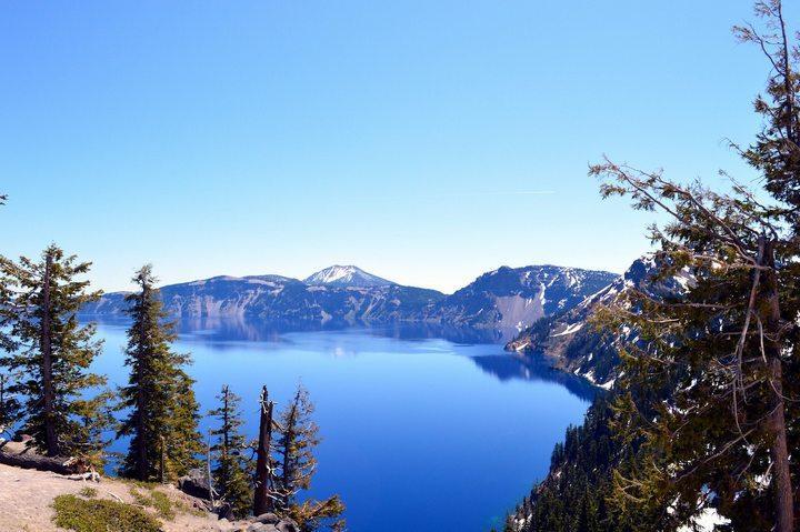 Озеро Крейтер, США