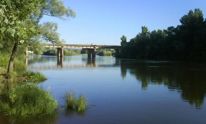 Река Белая, фото