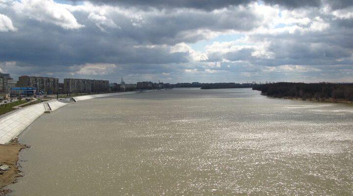 Река Иртыш, фото