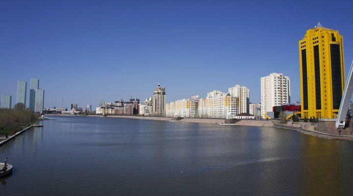 Река Ишим, фото