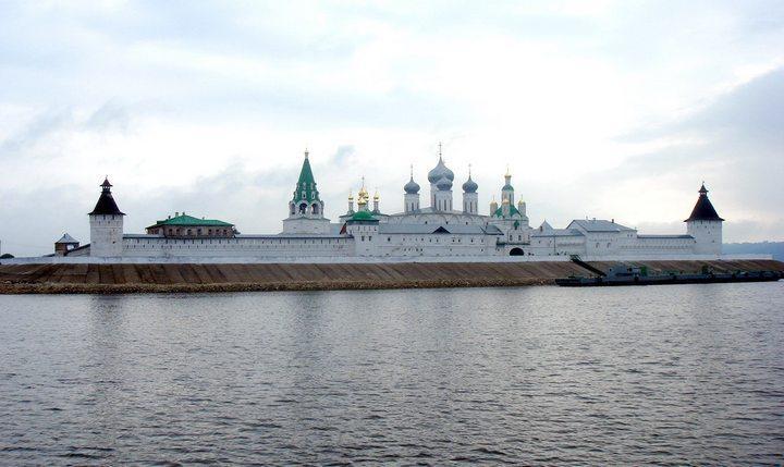 Желтоводский Макариев монастырь, фото