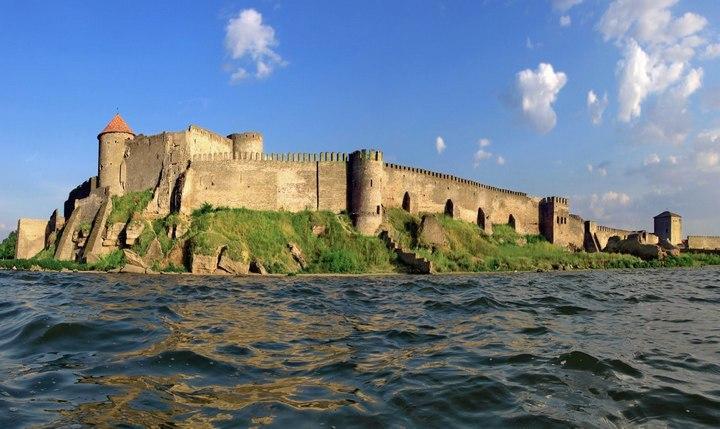 Белгород-Днестровская крепость, фото