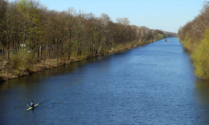 Берлино-Шпандауский канал, фото