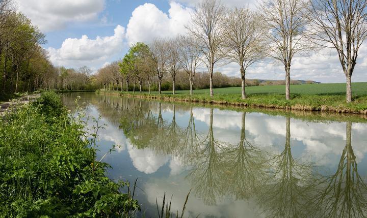 Бургундский канал, фото