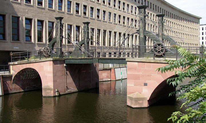 Девичий мост, фото