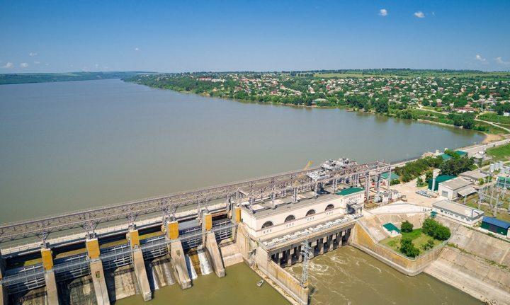 Дубоссарская ГЭС, фото