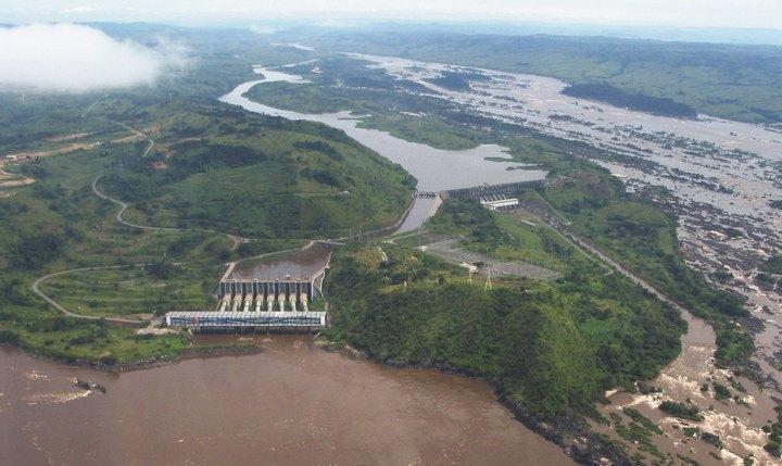 ГЭС Inga II, фото