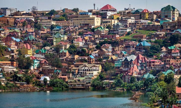 Город Букаву, фото