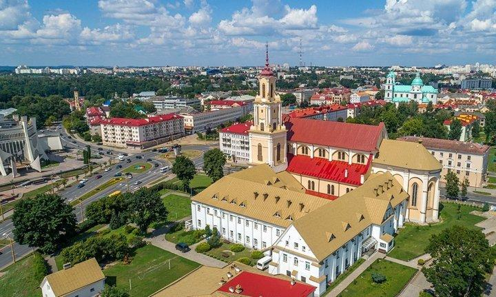 Город Гродно, фото