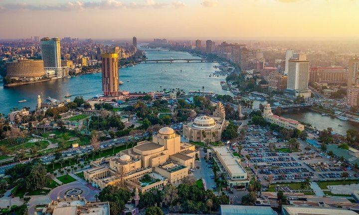 Город Каир, фото