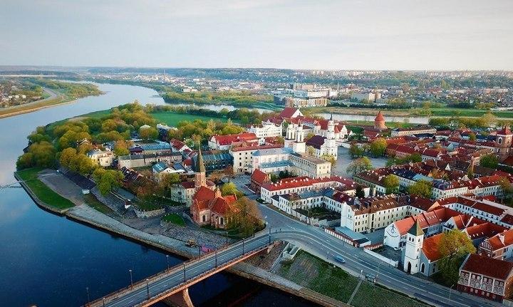 Город Каунас, фото