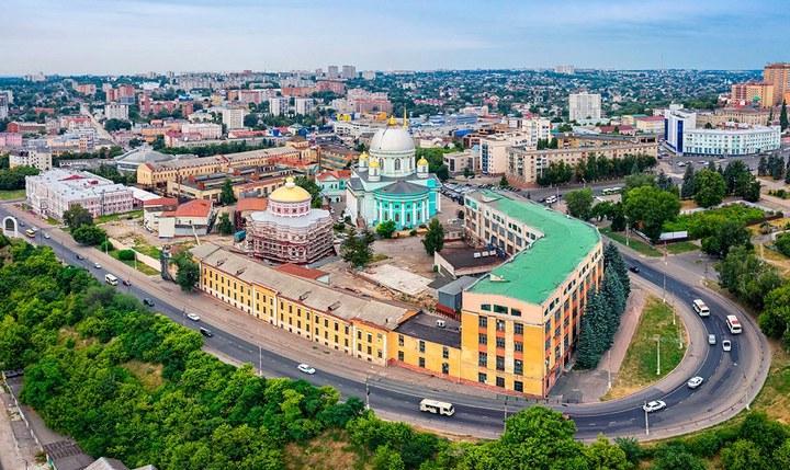 Город Курск, фото