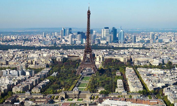 Город Париж, фото