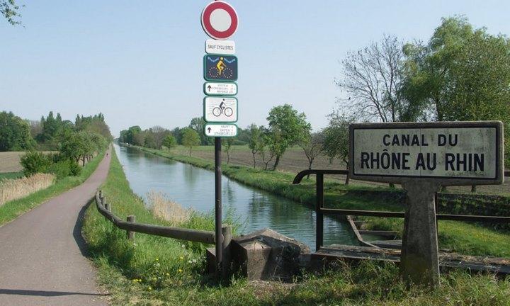 Канал Рейн – Рона, фото