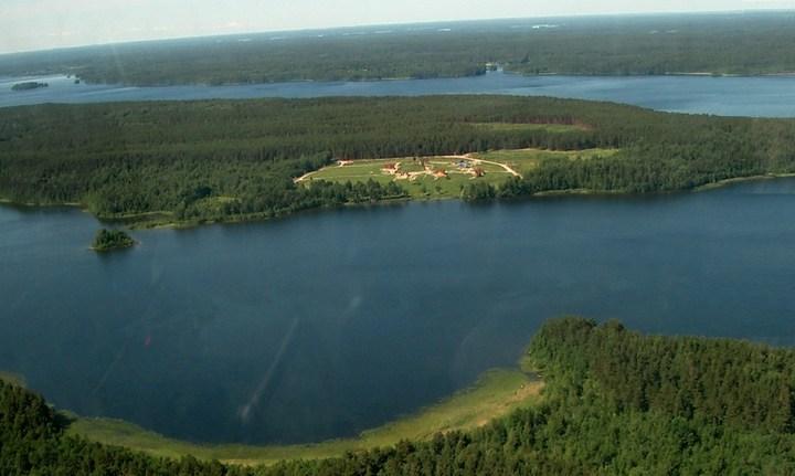 Комсомольское озеро, фото