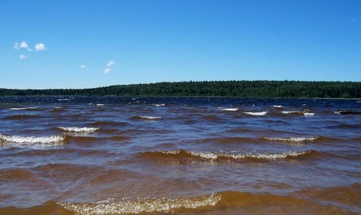Копанское озеро, фото