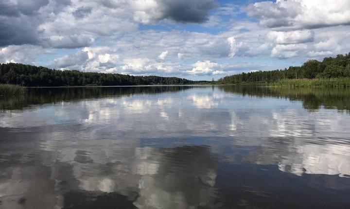 Лемболовское озеро, фото
