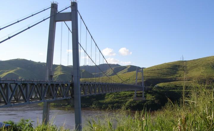 Мост Матади, фото