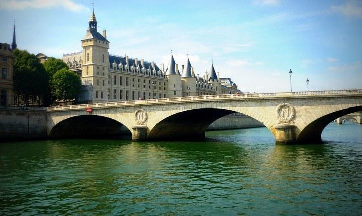 Мост Менял, фото