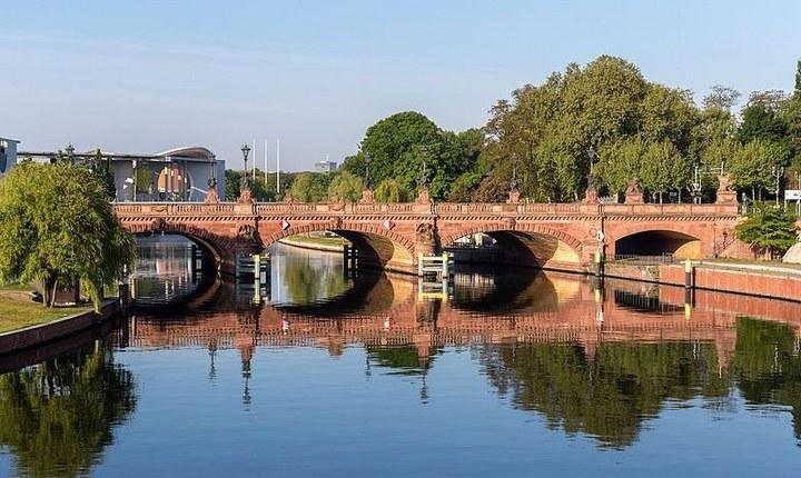 Мост Мольтке, фото