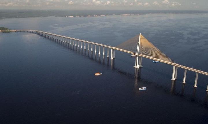 Мост Рио-Негро, фото