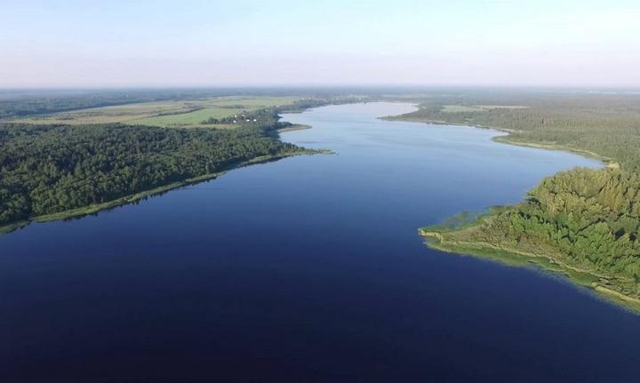 Орлинское озеро, фото