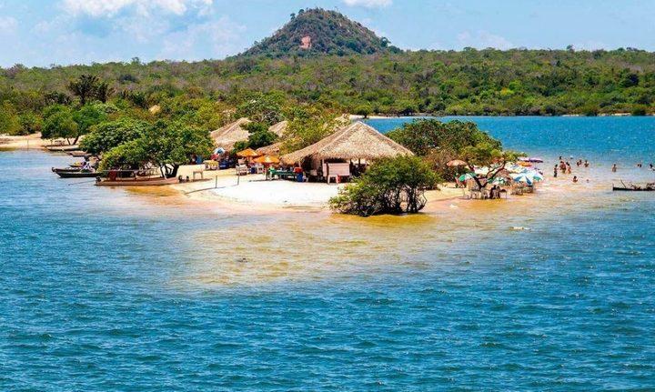 Остров Маражо, фото