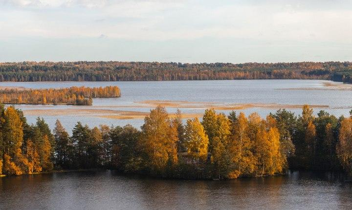 Озеро Хепоярви, фото