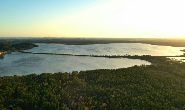 Озеро Кавголовское, фото