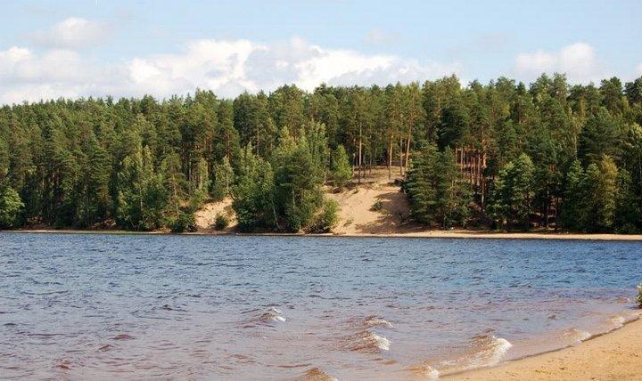 Озеро Красавица, фото
