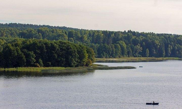 Озеро Красногвардейское, фото