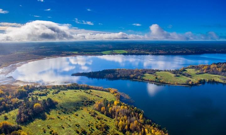 Озеро Отрадное, фото