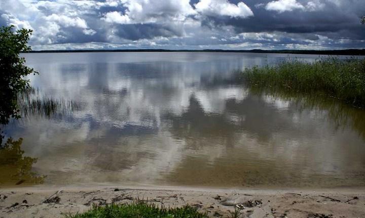 Озеро Вишневское, фото