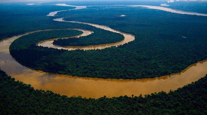 Река Амазонка, фото