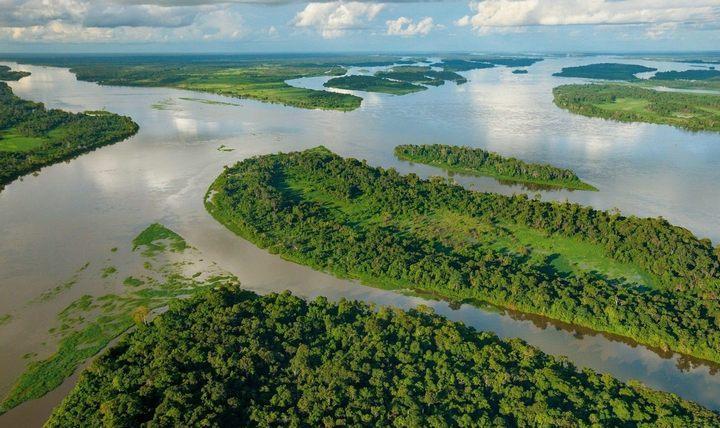 Река Конго, фото