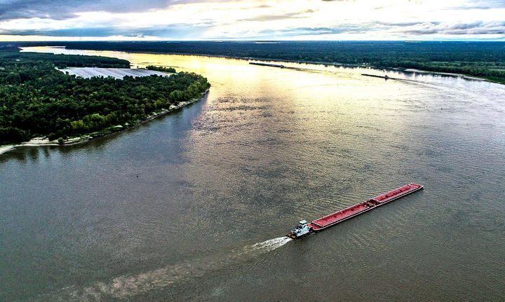 Река Миссисипи, фото