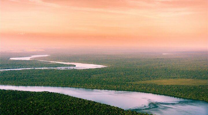 Река Парана, фото