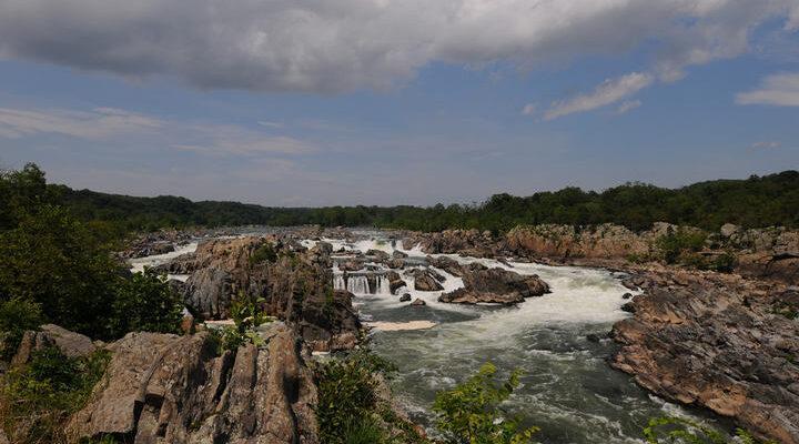 Река Потомак, фото