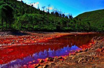 Река Рио-Тинто, фото