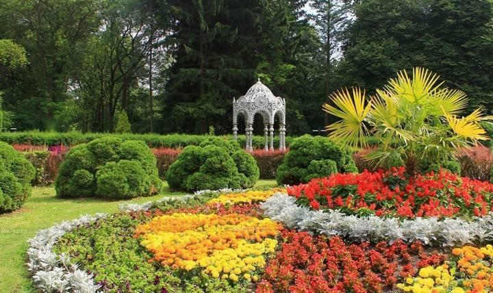 Центральный ботанический сад НАН Беларуси, фото