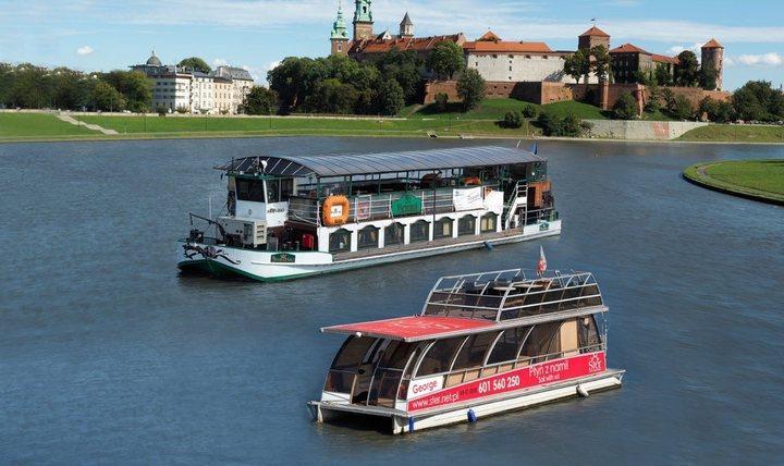 Туристические круизы по реке Висла, фото