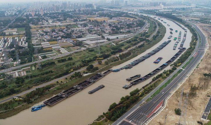 Великий канал в Китае, фото