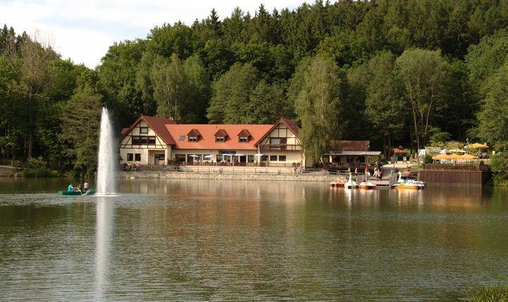 Водохранилище Соуланд, фото