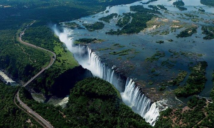 Водопады Ливингстона, фото