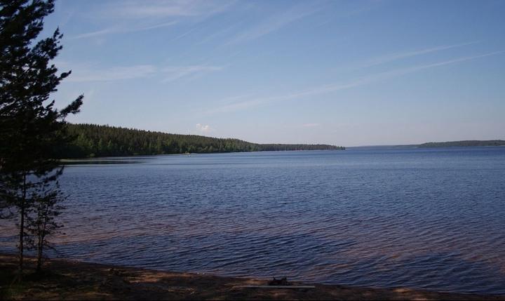 Высокинское озеро, фото